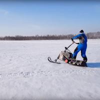 Сноубайк васюган бурлак спринтер_6