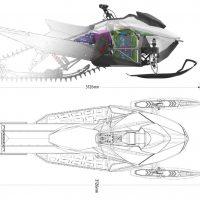 Electric snowmobile_15