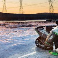 Electric snowmobile_5