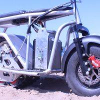 Гусеничный электро вездеход_sandbike_11