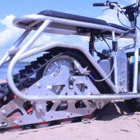 Гусеничный электро вездеход_sandbike_12