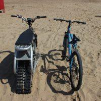 Гусеничный электро вездеход_sandbike_19