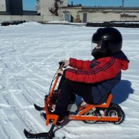 Детский снегоход_мотоснегокат_6