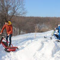 Прокат аренда снегоходов_9