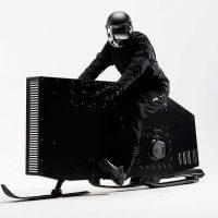 Cybertrack_electric snowmobile_cybertruck_5