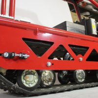 Electric snowmobile_electric snowbike_электро снегоход_6