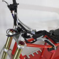 Электрический вездеход_сноубайк_electric atv_tracked vehicle_snowbike_8