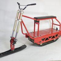 Snowmobile frame kit_рама снегохода_самодельный снегоход_10