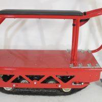 Snowmobile frame kit_рама снегохода_самодельный снегоход_2