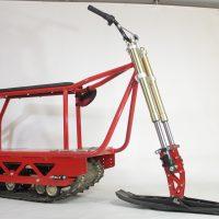 Snowmobile frame kit_рама снегохода_самодельный снегоход_7