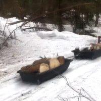 гусеничная приставка для мотоблока_снегоходная приставка_16