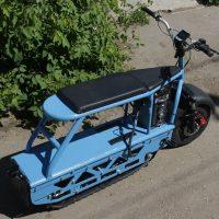 Electric ATV_электро вездеход_электро сноубайк_electric snowbike_1