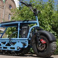 Electric ATV_электро вездеход_электро сноубайк_electric snowbike_3
