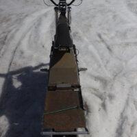 Электрический снегоход_электро сноубайк_сноускутер_электро собака_электро буксировщик_3
